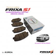Kia Sorento UM 2015-Present Front Premium Edition Frixa S1 Brake Pad