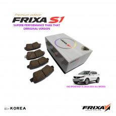 Kia Sportage SL 2010-2016 Rear Premium Edition Frixa S1 Brake Pad