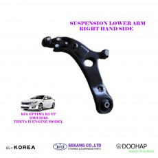 Kia Optima K5 TF 2010-2013 Front Right Suspension Lower Arm