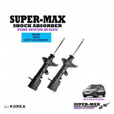 Hyundai Matrix Rear Left And Right Supermax Gas Shock Absorbers