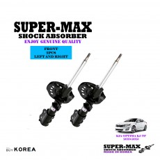 Kia Optima K5 TF Front Left And Right Supermax Gas Shock Absorbers