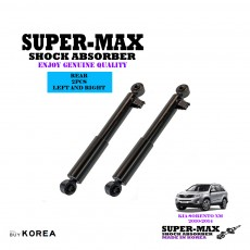 Kia Sorento XM Pre-Facelift 2010-2013 Rear Left And Right Supermax Gas Shock Absorbers